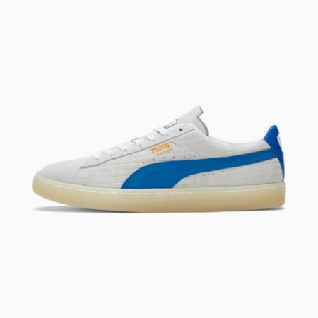 Zapatos deportivos PUMA x WHITE CASTLEde gamuza para hombre, Puma White, pequeño