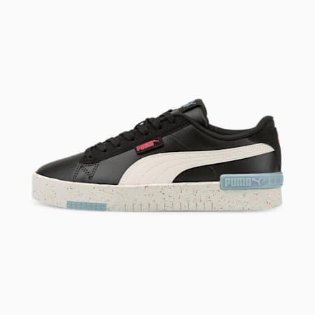 Jada Better Women's Sneakers, Puma Black-Ivory Glow-Paradise Pink-Blue Fog-Puma White, small-IND
