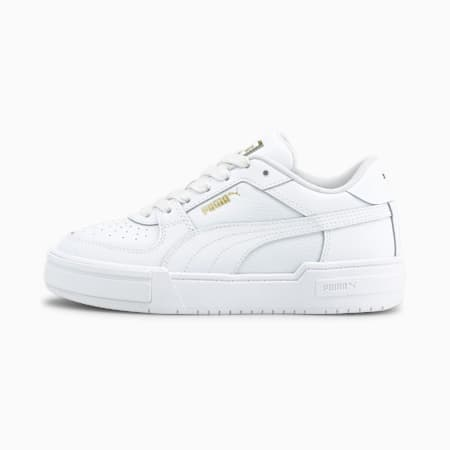 CA Pro Classic Youth Trainers, Puma White, small-GBR
