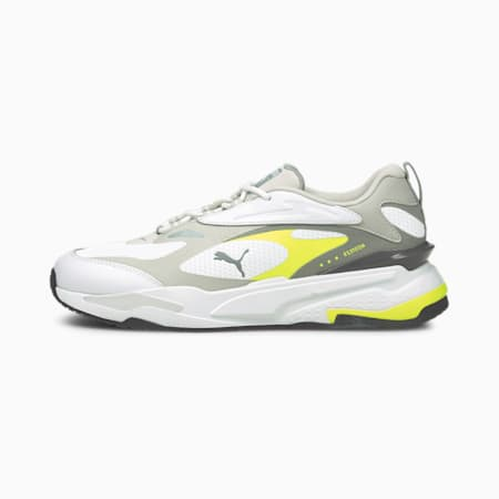 RS-Fast Neon Trainers, N.Cloud-White-Yellow Alert, small