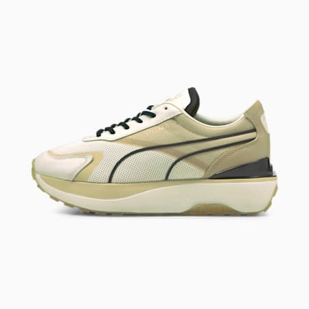 Cruise Rider Infuse Damen Sneaker, Ivory Glow-Pebble, small