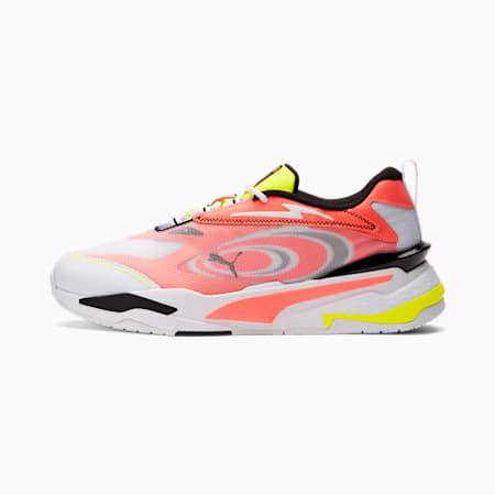 Zapatos deportivos RS-FASTParadise, Puma White-Ig Pnk-Ylw Alt, pequeño
