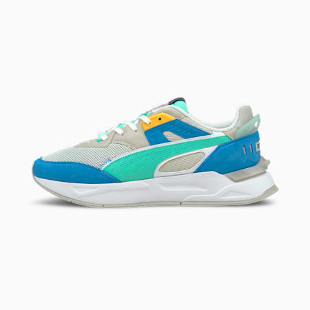 Mirage Sport PRM Trainers, Gray Violet-Puma White, small-GBR