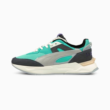 Mirage Sport PRM Trainers, Biscay Green-Ebony, small-GBR