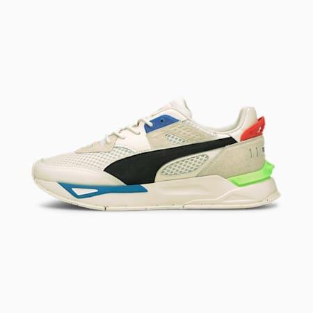 Mirage Sport Re.Gen Uniex Shoes, Ivory Glow-Future Blue, small-IND