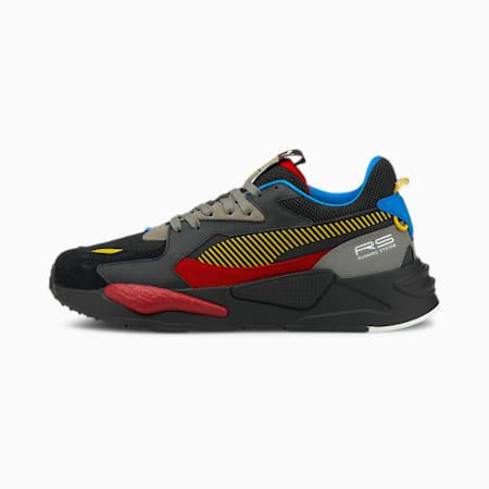 Zapatos deportivos RS-Z BP, Puma Black-Urban Red, pequeño