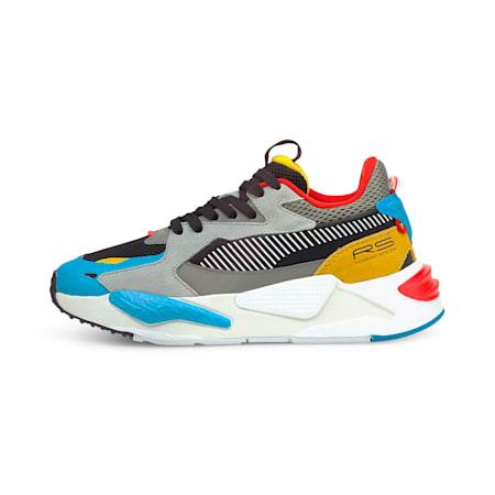 RS-Z Kid's Sneakers, Hawaiian Ocean-Puma Black, small-IND