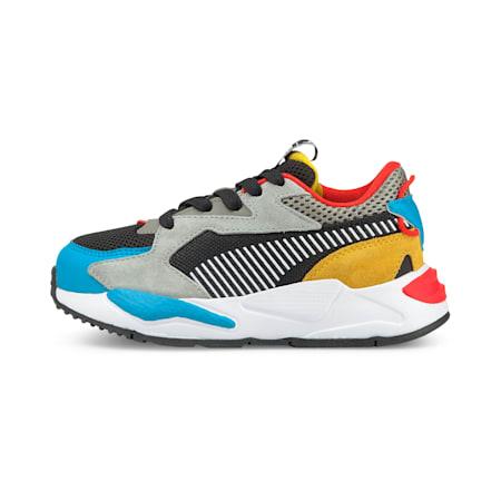 RS-Z Kinder Sneaker, Hawaiian Ocean-Puma Black, small