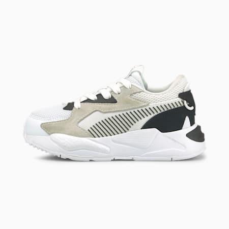 Zapatos deportivos RS-Z para niño pequeño, Puma White-Puma Black, pequeño