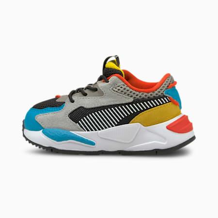 RS-Z Baby Sneaker, Hawaiian Ocean-Puma Black, small