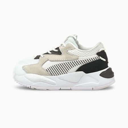 Zapatos deportivos RS-Z para bebé, Puma White-Puma Black, pequeño