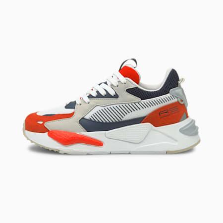 Zapatos deportivos RS-Z College JR, Grenadine-Puma White, pequeño