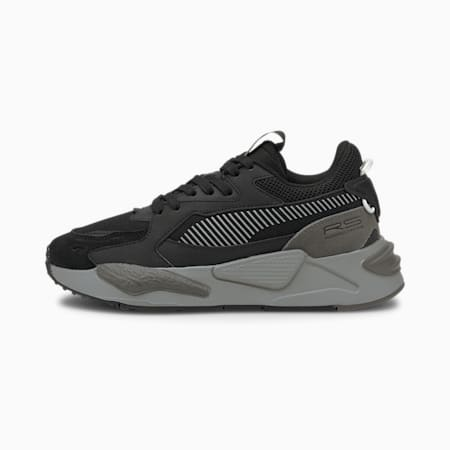 RS-Z College Youth Trainers, Puma Black-Quarry, small-GBR