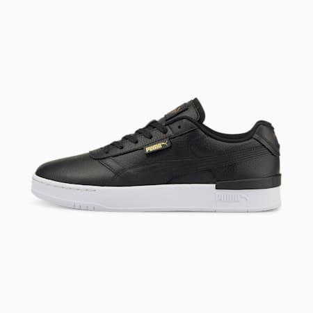 Clasico Premium Unisex Sneakers, Puma Black-Puma Black-Puma Team Gold, small-IND
