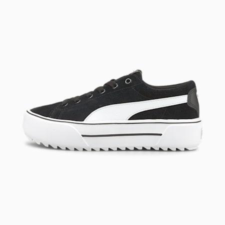 Zapatos deportivos con plataforma Kaia SD para mujer, Puma Black-Puma White, pequeño