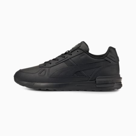Graviton Pro Unisex Sneakers, Puma Black-Puma Black-Dark Shadow, small-IND