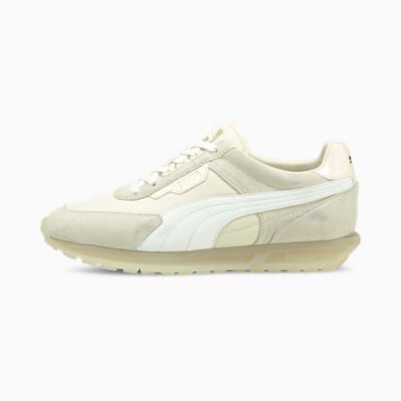Lo Rider Mono Women's Trainers, Ivory Glow-Puma White, small