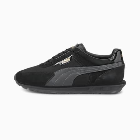 Lo Rider Mono Damen Sneaker, Puma Black-Ebony, small