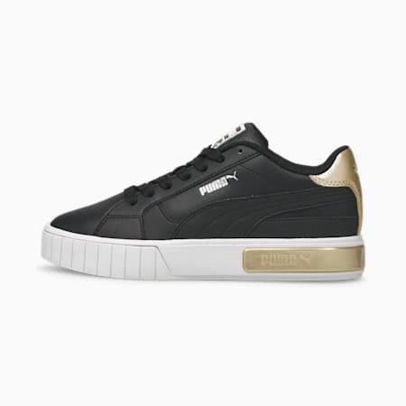 Zapatos deportivos Cali Star Metallic JR, Puma Black-Puma Black, pequeño
