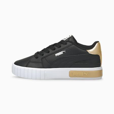 Cali Star Metallic sneakers kinderen, Puma Black-Puma Black, small