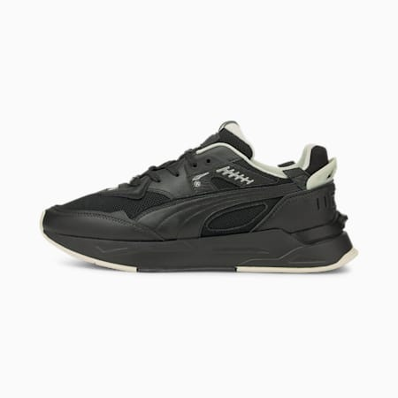 Mirage Sport Luxe Trainers, Steel Gray-Puma Black, small
