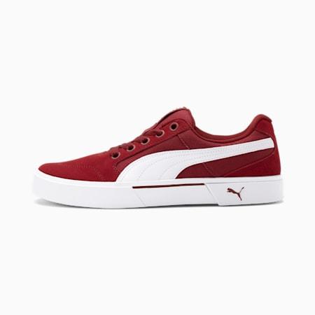 Zapatos deportivos C-Rey SD, Intense Red-Puma White, pequeño