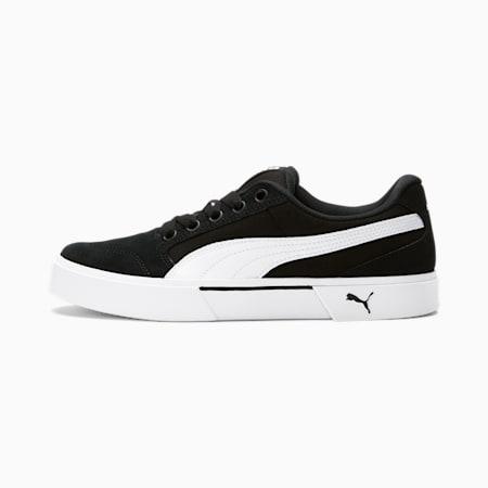 Zapatos deportivos C-Rey SD, Puma Black-Puma White, pequeño