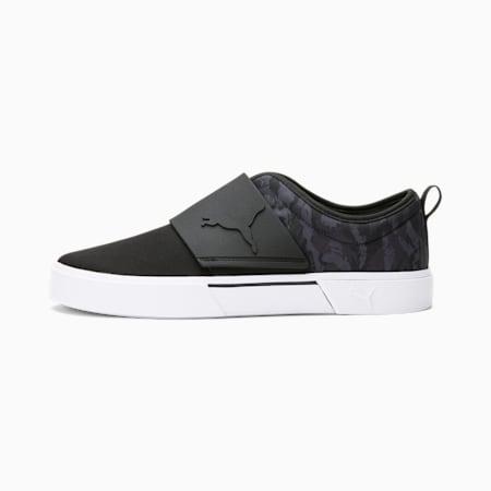 Zapatos camuflados sin cordones El Rey II, Puma Black-Asphalt-CASTLEROCK, pequeño