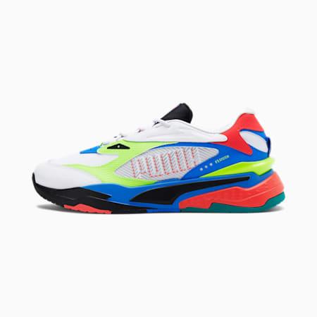 Zapatos deportivos Dazed RS-Fast, Puma White-Bluemazing-Sunblaze, pequeño