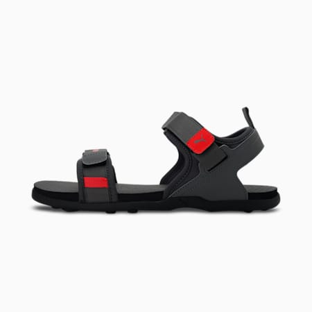 Shade V2 IDP Men's Shoes, Dark Shadow-High Risk Red, small-IND