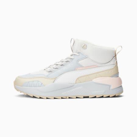 Zapatos deportivos caña media X-Ray² Square L WTR, Glacial Blue-Nimbus Cloud-Peyote, pequeño