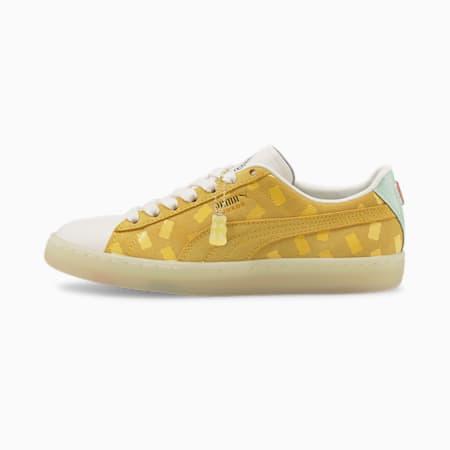 PUMA x HARIBO Suede Mix Damen Sneakers, Whisper White, small
