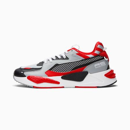 RS-Z Campus rojo, Quarry-Puma Black-High Risk Red-Puma White, pequeño