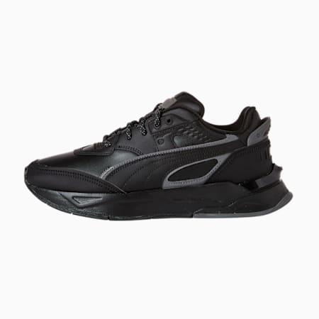 미라지 스포츠 리플랙티브/Mirage Sport Reflective, Puma Black-Puma Black-CASTLEROCK, small-KOR