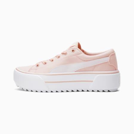 Zapatos deportivos con plataforma Kaia para mujer, Lotus-Puma White, pequeño