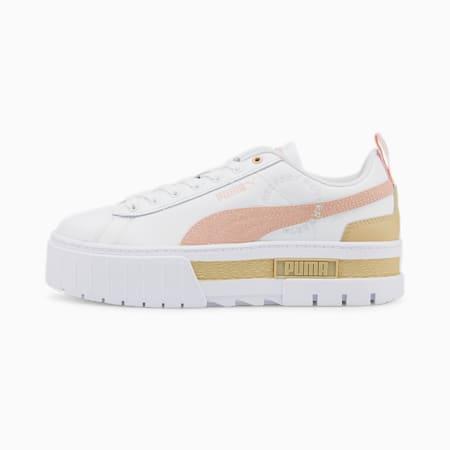 Mayze Downtown Damen Sneakers, Puma White, small