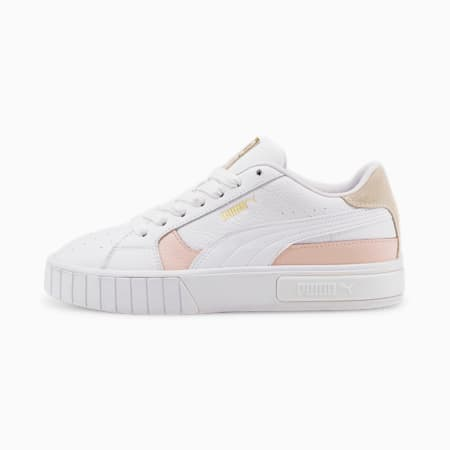 Cali Star Tumbled Women's Sneakers, Puma White-Lotus, small-IND