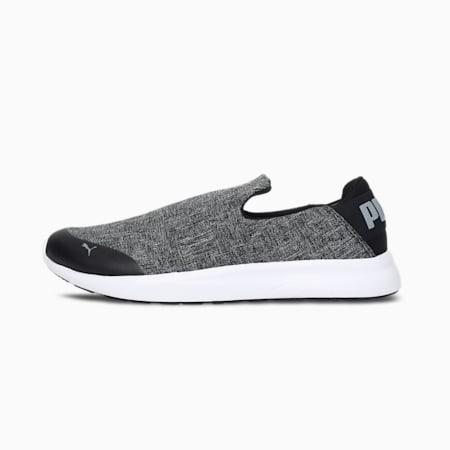 Propel V3 Slip-On Men's Shoes, Puma Black-Quarry, small-IND