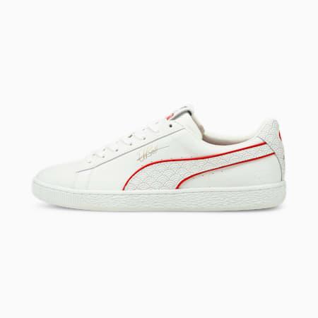 PUMA Basket x Usain Bolt sneakers, Puma White, small