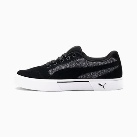 Zapatos deportivos C-Rey Winterwear, Puma Black-CASTLEROCK, pequeño