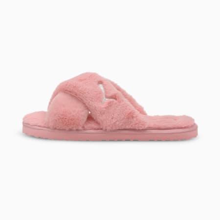 Sandale à courroie Fluff X, femme, Lotus-Blanc Puma, petit