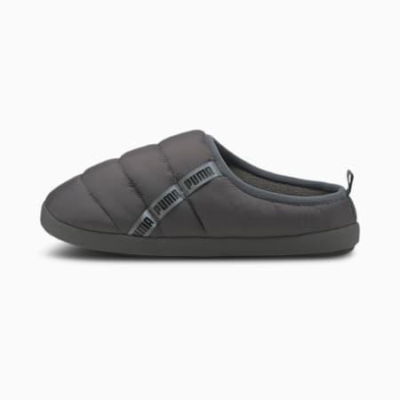 Scuff 슬리퍼/Puma Scuff, QUIET SHADE-Puma Black, small-KOR