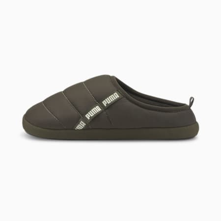 Scuff Slippers, Forest Night-Whisper White, small