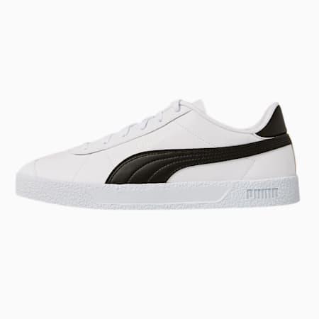 푸마 클럽 SL/Puma Club SL, Puma White-Puma Black, small-KOR