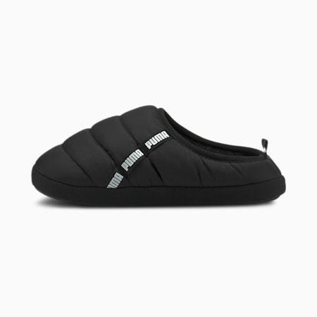 Zapatos PUMA Scuff JR, Puma Black-Puma White, pequeño
