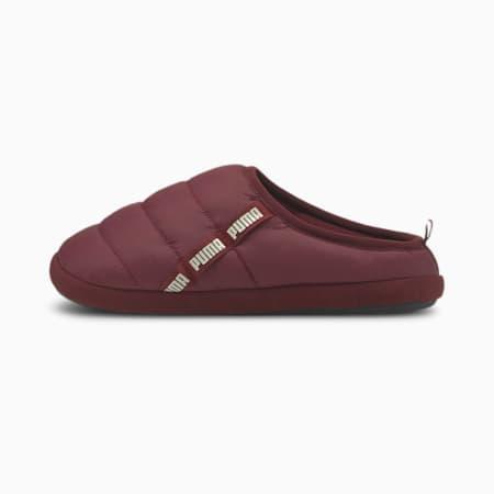 Zapatos PUMA Scuff JR, Intense Red-Whisper White, pequeño
