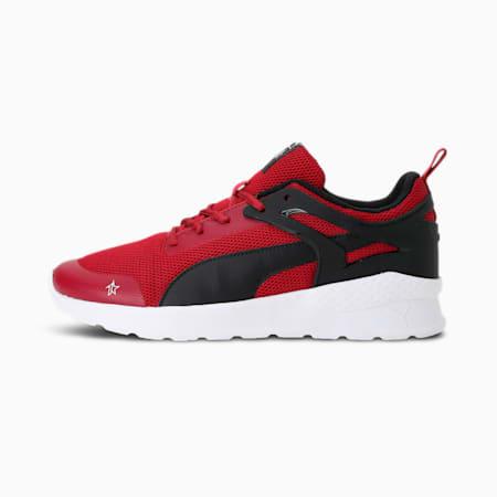PUMA x 1DER Columbus Men's Shoes, Persian Red-Puma White-Puma Black, small-IND