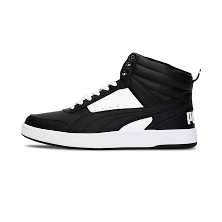 PUMA x 1DER Vegas Men's Shoes, Puma White-Puma Black, small-IND