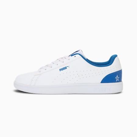 PUMA x 1DER Atlanta Men's Shoes, Puma White-Vallarta Blue, small-IND