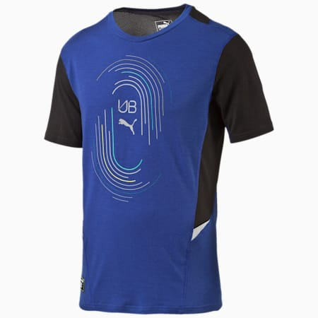 UB_Performance S/S Tee, sodalite blue, small-IND